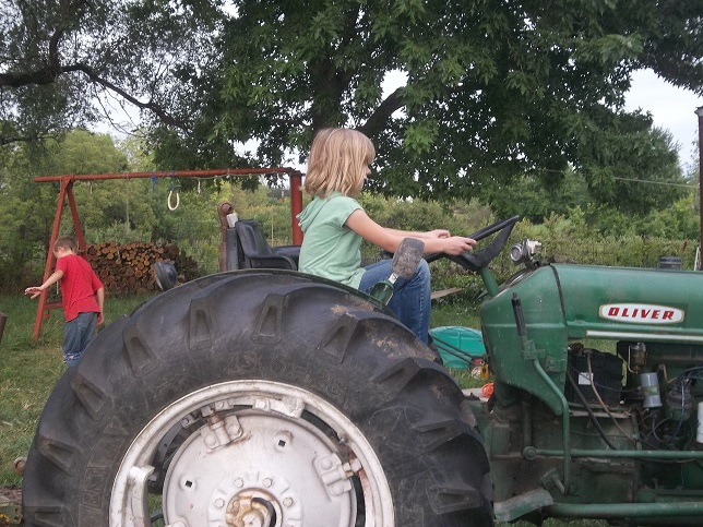 TractorDriver