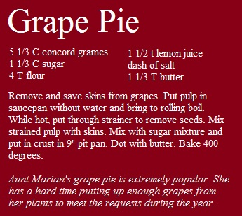 GrapePieRecipe